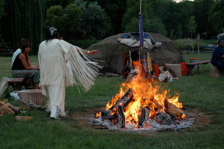 sweat lodge ceremony