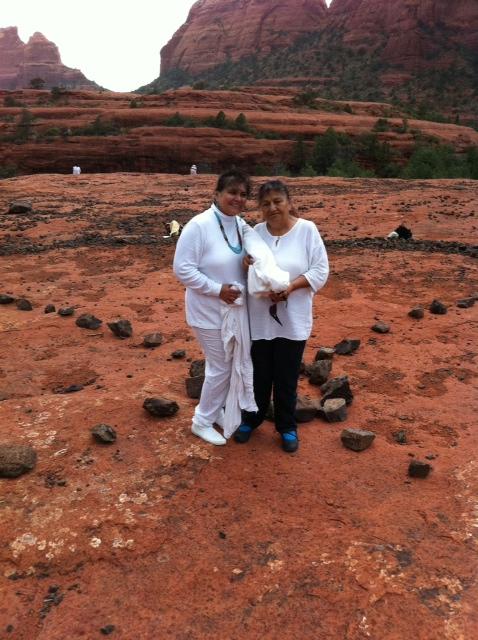 Sedona Retreat Medicine Wheel Ceremony