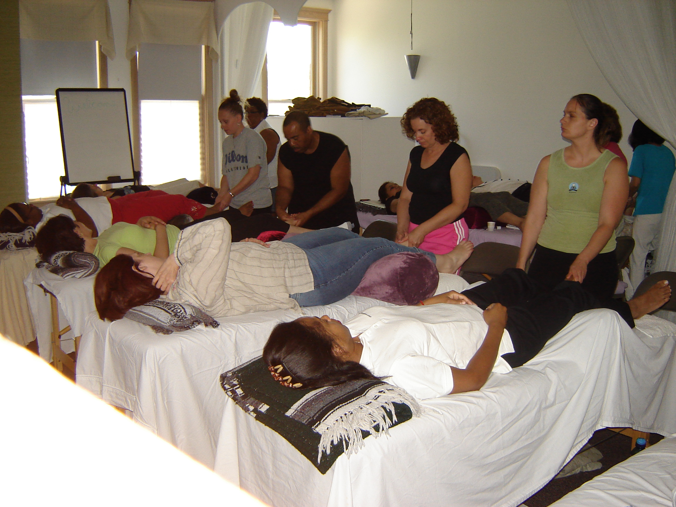Reflexology Training. NCBTMB Approved Provider