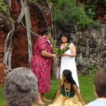Cermony at the Lawai International Center