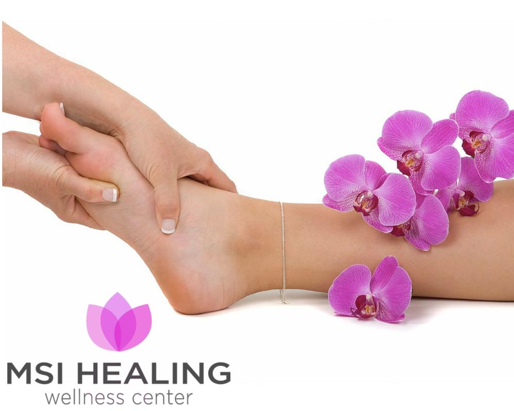 Foot Reflexology Online CourseMSI Healing