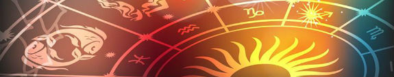 bright zodiac banner