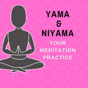 yama and niyama